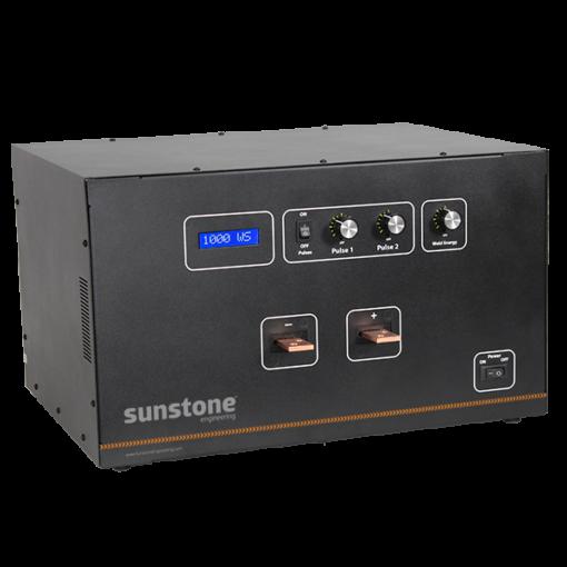 美国Sunstone 微电阻焊接系统 / CD焊机  CD1000DP工业点焊机,可通过单脉冲或双脉冲操作可提供高达1000瓦的秒数