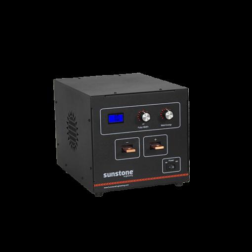 CD100SPM 单脉冲低功率电容放电点焊机,提供高达100ws的焊接能量,或低至0.1ws的功率